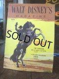 50s Vintage Walt Disney's Magazine (MA964)