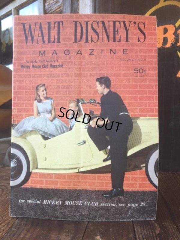 画像1: 50s Vintage Walt Disney's MMC Magazine (MA968)