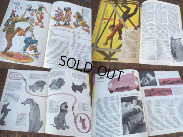 画像3: 50s Vintage Walt Disney's Magazine (MA964)