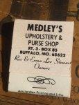 画像2: Vintage Matchbook MEDLEY'S (MA5397) (2)