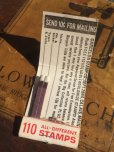画像3: Vintage Matchbook 110 STAMPS (MA5379) (3)