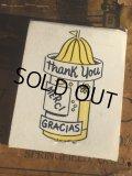 Vintage Matchbook Thank You Merci Gracias (MA5596)
