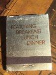 画像2: Vintage Matchbook Golden West Restaurant (MA5373) (2)