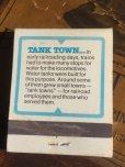 画像2: Vintage Matchbook TANK TOWN (MA5385) (2)