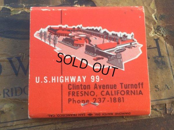 画像2: Vintage Matchbook Tradewinds Motor Hotel (MA5740)