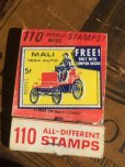 画像1: Vintage Matchbook 110 STAMPS (MA5379) (1)