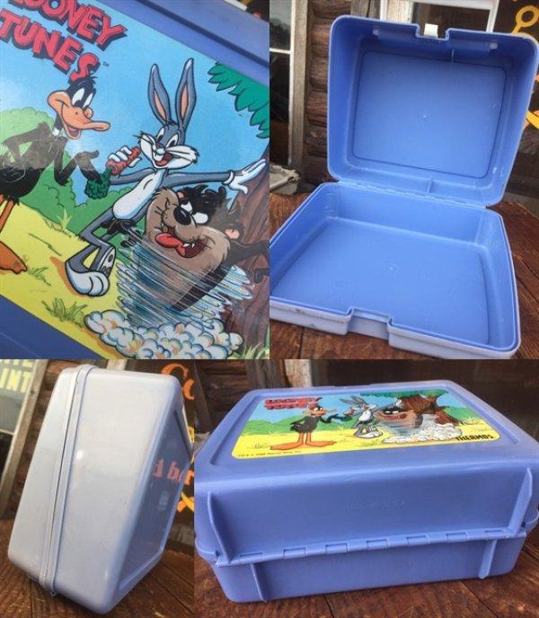 画像3: 80s Vintage WB Loony Tunes Lunch Box (AL009)