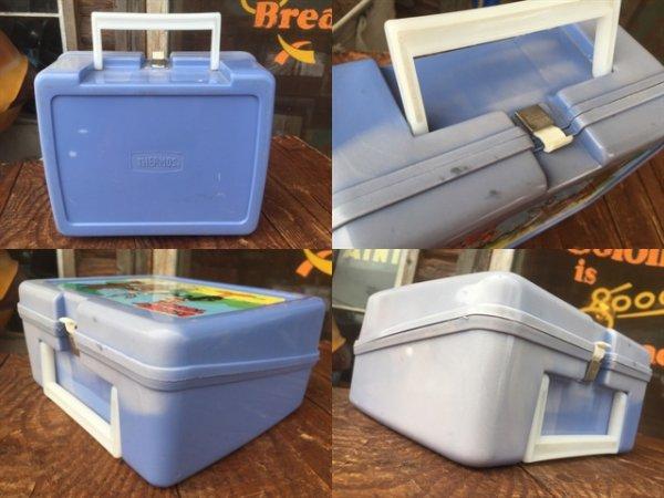 画像2: 80s Vintage WB Loony Tunes Lunch Box (AL009)
