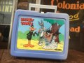 80s Vintage WB Loony Tunes Lunch Box (AL009)