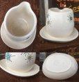 画像3: 50s Vintage Franciscan Starburst Gravy Bowl (AL032) (3)