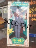 80's PEE-WEE /16inc Doll W/BOX (AL033)
