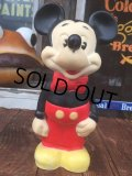 Vintage Disney Mickey Rubber Doll Made in England (AL104)