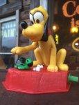 画像1: 70s Vintage Pluto Action Toy (AL142) (1)