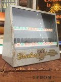 Vintage Duro Art Supply Paint Brush Display Case (AL148)