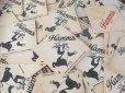 画像1: Vintage Hamm's Beer Bear Coaster (S396) (1)