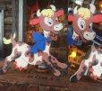 画像2: 50s Vintage Dolly Toy Pin Ups Wall Decor Cat and Fiddle (AL178) (2)