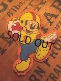 70s Vintage Disney Puffy Magnet Mickey (AL4531)