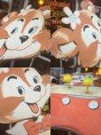 画像3: Vintage Dolly Toy Wall Decor Hanger Happy Bear (AL245) (3)