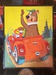 画像1: 60s Vintage Yogi Bear Puzzle (AL356) (1)