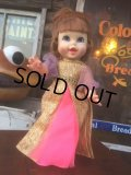 Vintage Mattel Cinderella Storybook Small Talk Doll (AL386)