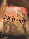 30s Vintage Big Little Book Harold Teen  (AL400)