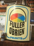 Vintage Fuller O'brien Paints Lighted Sign (AL422)