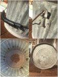 画像3: Vintage Metal Bucket  (AL440) (3)