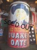 Vintage Tin Quaker Oats Big Bank (AL460)
