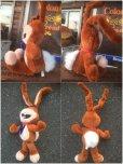 画像3: Vintage Nestle Nesquik Bunny Plush Doll (AL455) (3)
