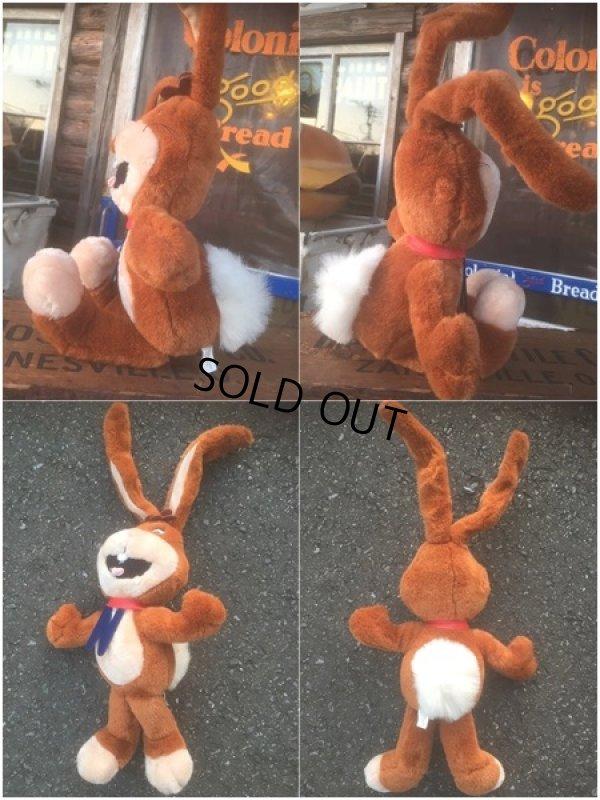 画像3: Vintage Nestle Nesquik Bunny Plush Doll (AL455)
