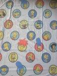 画像3: Vintage Simpsons Twin Flat Sheet (AL475) (3)