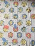 画像4: Vintage Simpsons Twin Flat Sheet (AL475) (4)