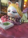 Vintage Sigma Muppets Miss Piggy Jewelry Box (AL497)