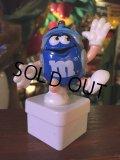 Vintage M&M's Figure Blue (AL4105)