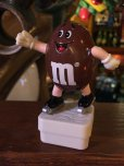 画像1: Vintage M&M's Figure Brown (AL4124) (1)