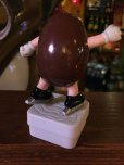 画像3: Vintage M&M's Figure Brown (AL4124) (3)