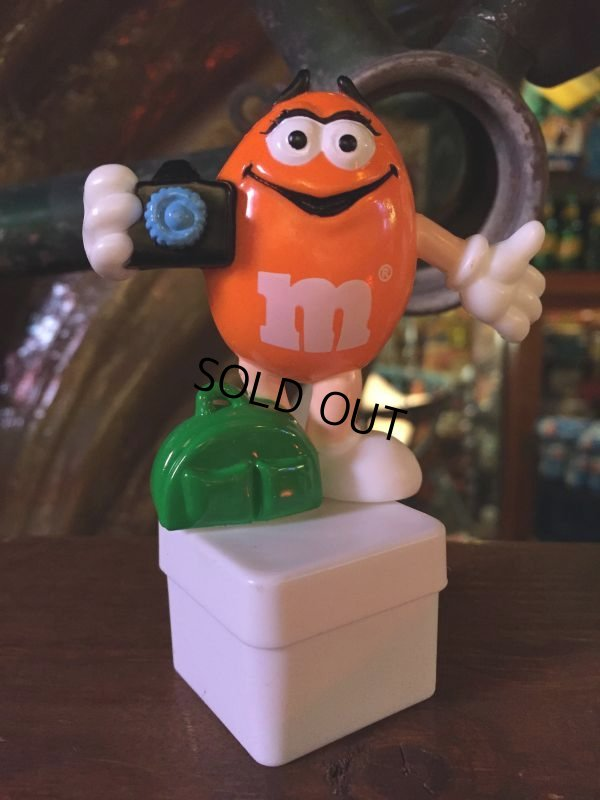 画像1: Vintage M&M's Figure Orange (AL4089)