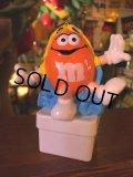 Vintage M&M's Figure Orange (AL4108)
