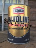 SALE! Vintage TEXACO HAVOLINE 1 Quart Motor Oil Can (AL4184)