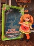 70s Vintage Horsman Pippi Longstocking Doll (AL525)