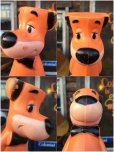 画像3: Vintage Huckleberry Hound Plastic Doll Orange (AL551) (3)