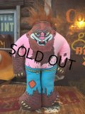 70s Vintage Hairy Scary Were Wolf Doll (AL566)
