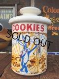 70s MCCOY Vintage Bugs Bunny Cookie Jar (AL568)