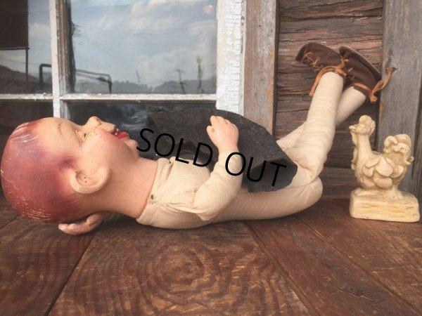 画像2: 40s Vintage Effanbee Howdy Doody Doll (AL587)