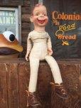 画像1: 40s Vintage Effanbee Howdy Doody Doll (AL587) (1)