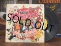 SALE Vintage LP Disney Merriest Songs (AL8939)