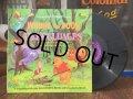 60s Vintage LP Disney Winnie the Pooh (AL9001)