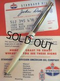 Vintage Auto Gas Oil Advertising Pen ESSO (AL9156)