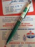 画像2: Vintage Auto Gas Oil Advertising Pen QUAKER STATE (AL9144)  (2)