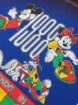 画像1: Vintage Calendar Disney Mickey & Friends in 1988 (AL773) (1)